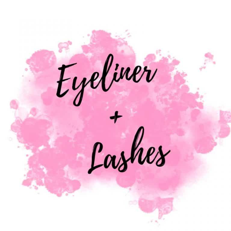 Eyeliner + Eyelash Extensions