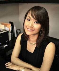 Naoko Ito owner of Divine Lashes
