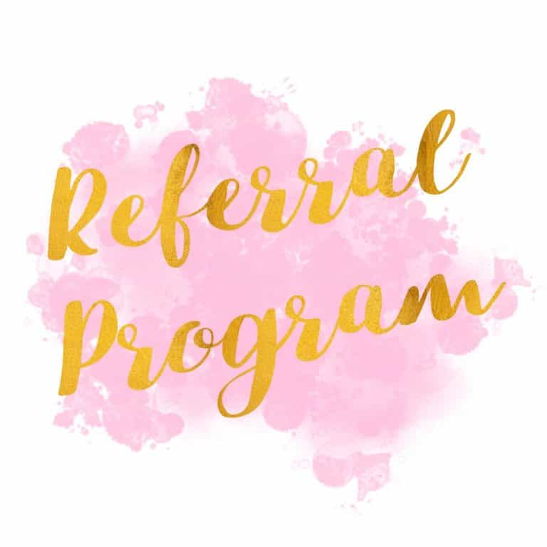 Referral Program at Divine Lashes