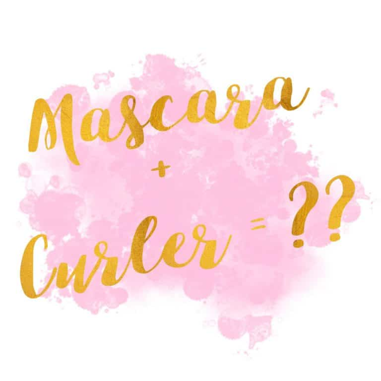 Mascara and eyelash curler – a girl's best friend…or NOT? Eyelash Extensions Toronto