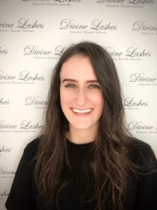 Catou - Eyelash extension stylist at Divine Lashes