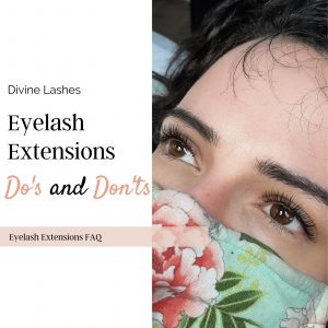 Croesus eyelash extensions do's and don'ts