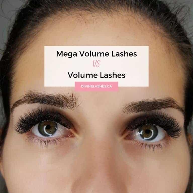 Mega Volume Lashes Vs Volume Lashes: The Ultimate Guide