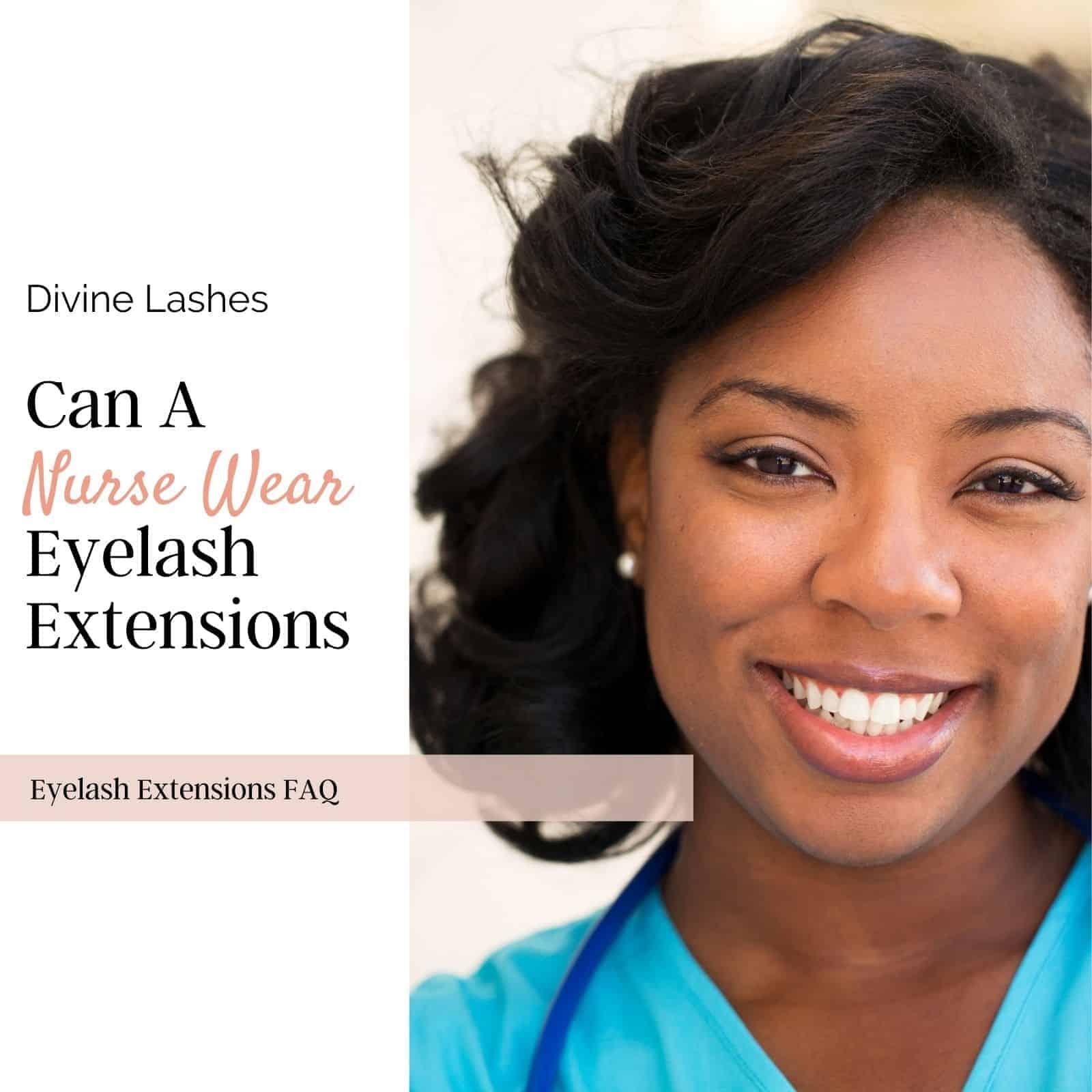 nurses eyelash